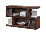 Lifestyle Contemporary Tobacco Alder and Poplar Solids - Alder, Birch and Okume Veneer S Console Table
