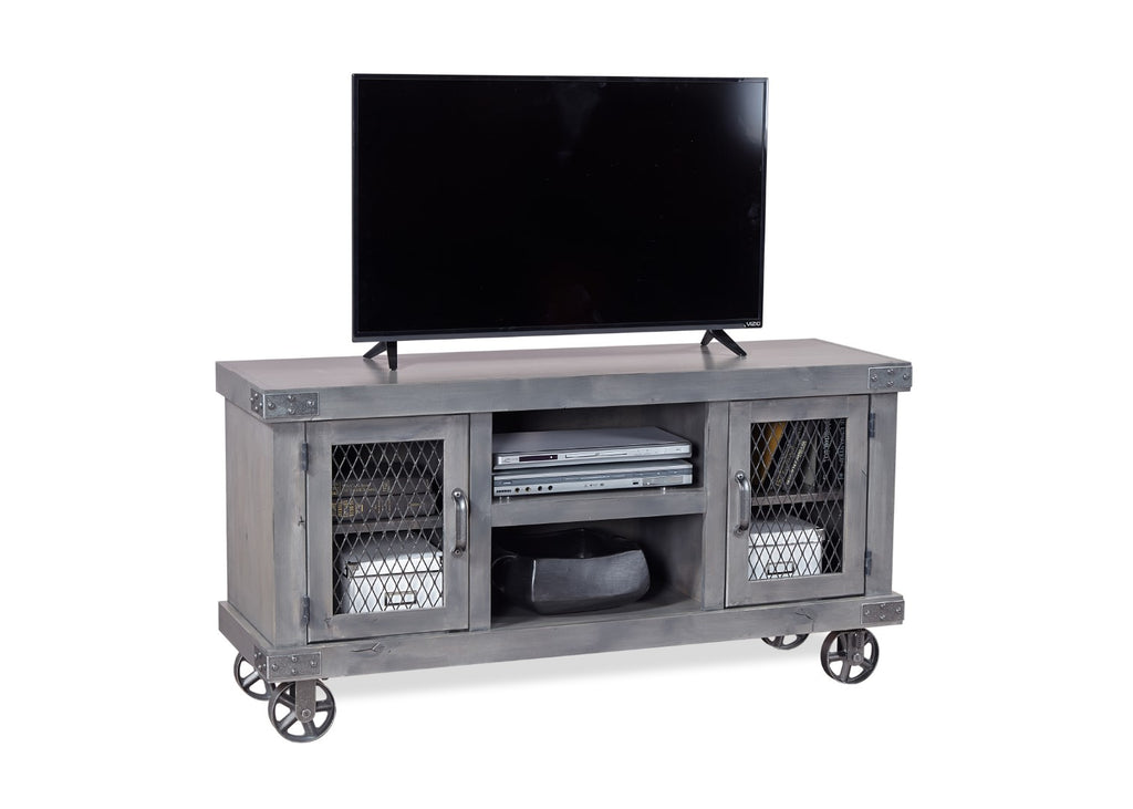 "Industrial Industrial 55"" Console"