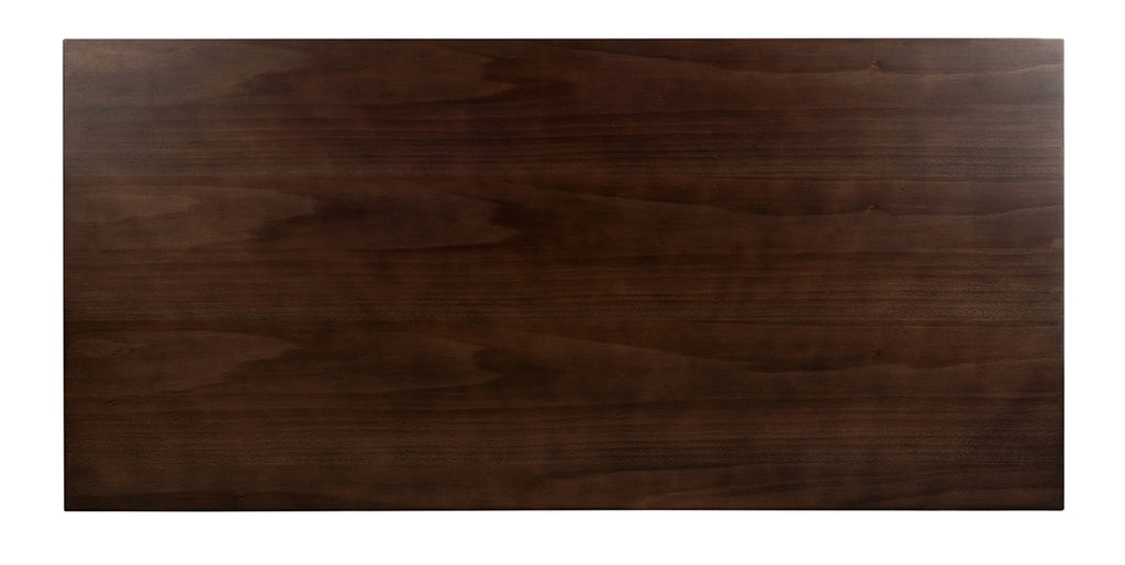 Safavieh Brayson Rectangle Dining Table Walnut Wood DTB5000B