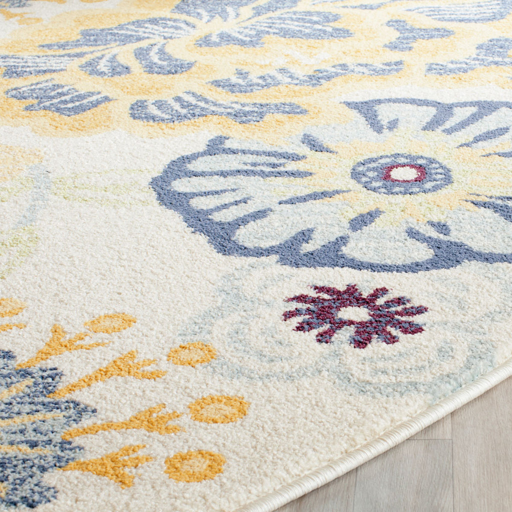 Safavieh Evoke EVK474 Power Loomed Rug