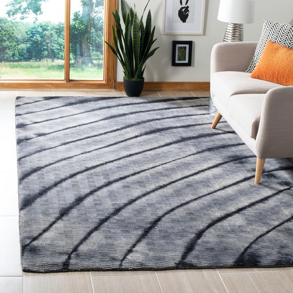 Safavieh Expression EXP213 Hand Knotted Rug