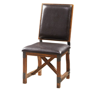 Lancaster Dining Chair in Chocolate