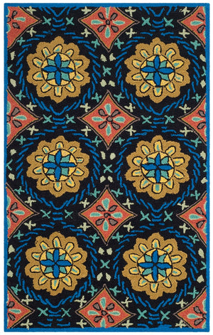 Safavieh Four FRS426 Hand Hooked Rug