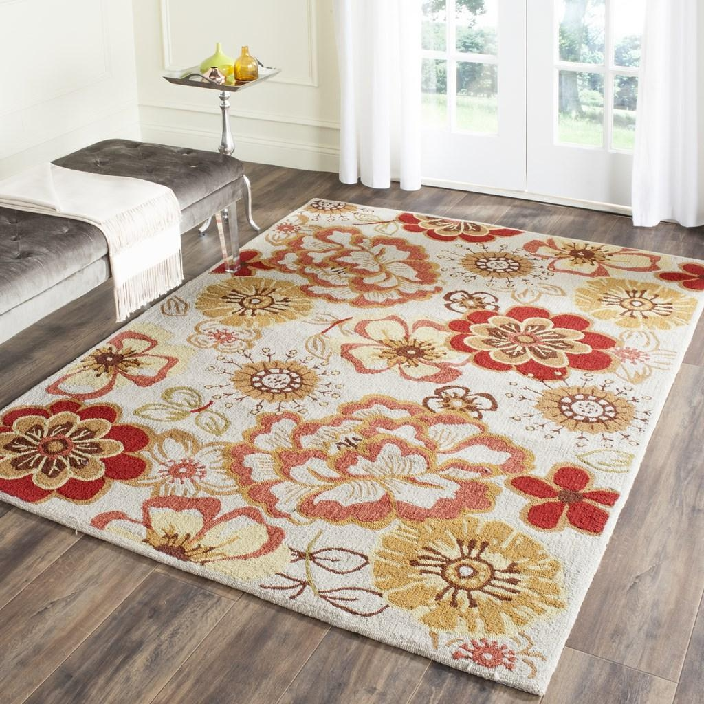 Safavieh Four FRS467 Hand Hooked Rug