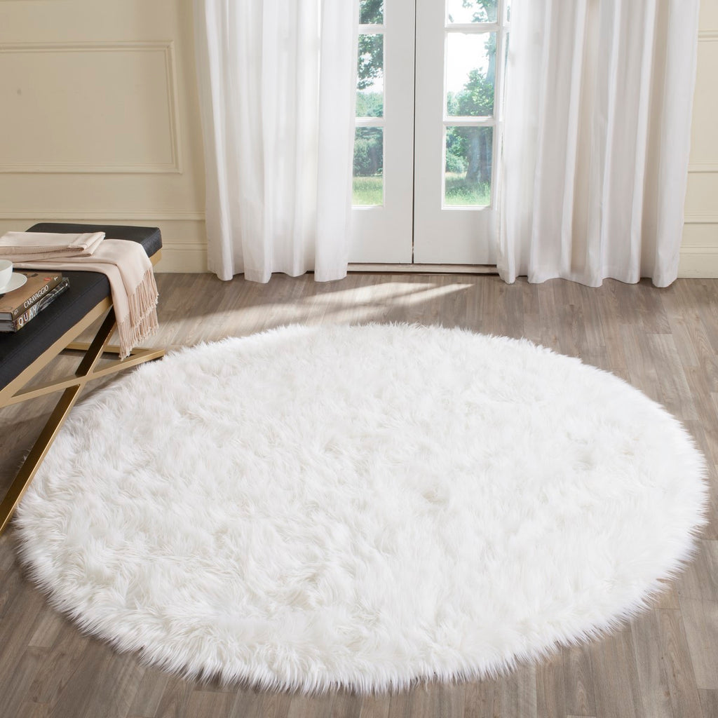 Safavieh Faux FSS235 Power Loomed Rug