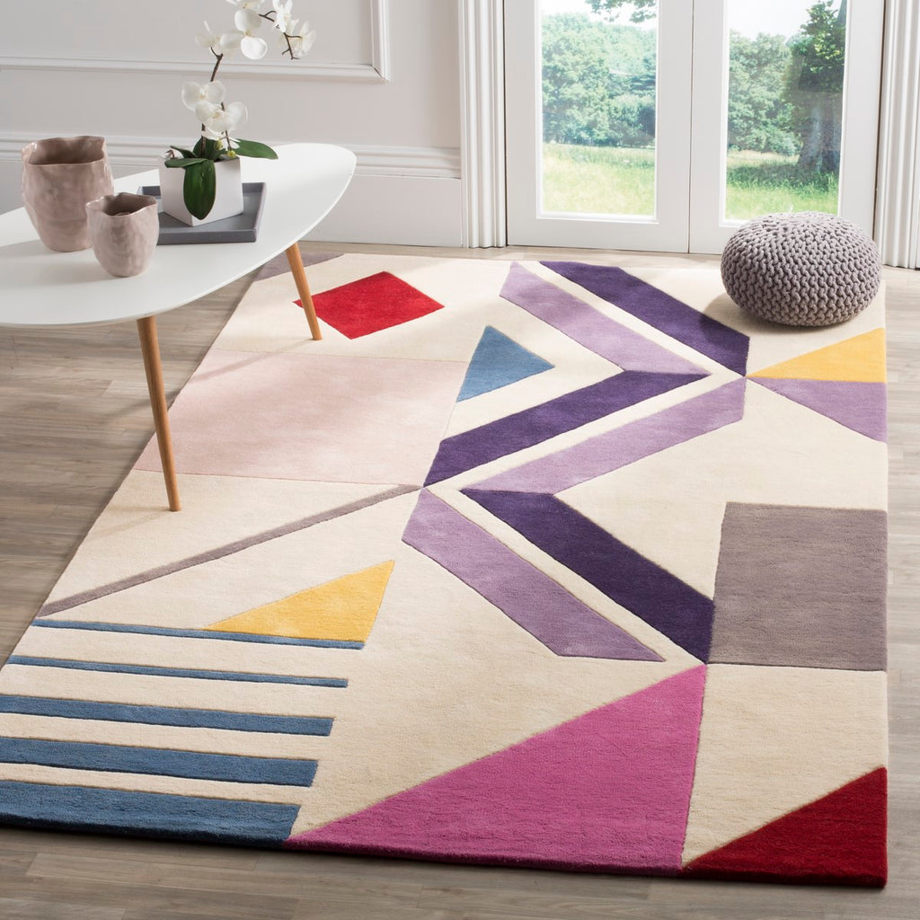 Safavieh Fifth FTV116 Hand Tufted Rug
