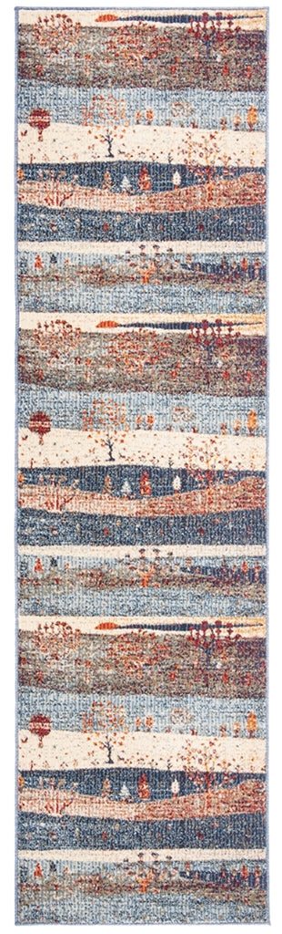 Safavieh Gabbeh GAB518 Power Loomed Rug