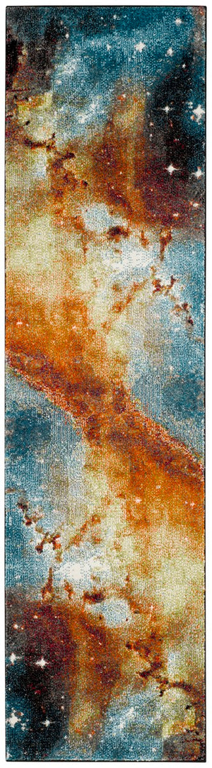 Safavieh Galaxy GAL109 Power Loomed Rug