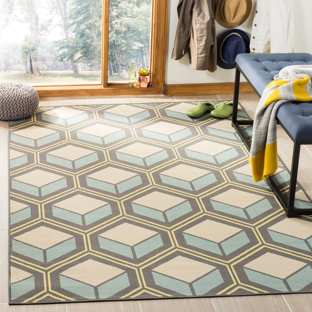 Safavieh Hampton HAM512B Power Loomed Rug