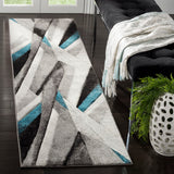 Safavieh Hollywood HLW710 Power Loomed Rug