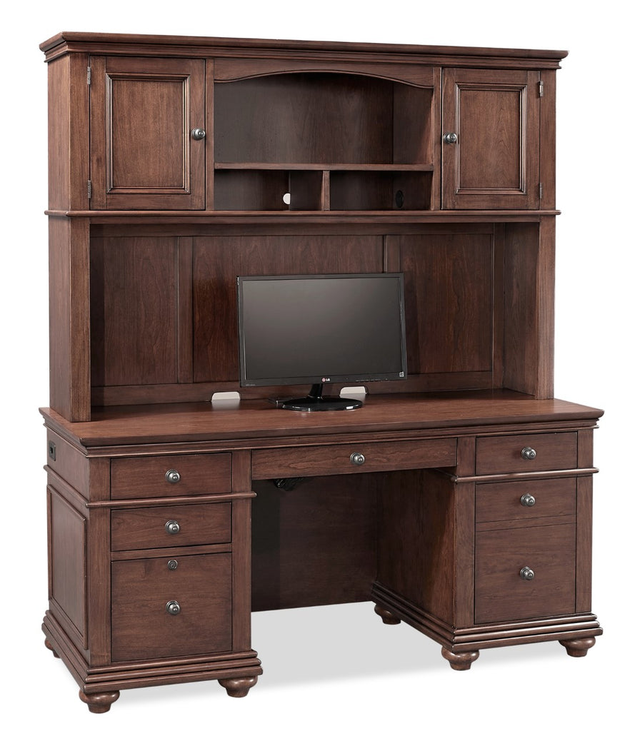 "Oxford Traditional 66"" Desk"