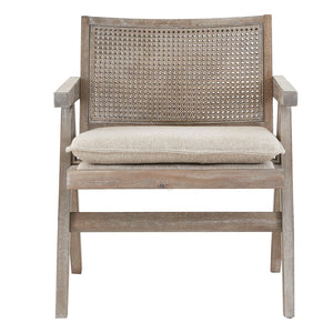 Ventura Accent Chair in Grey