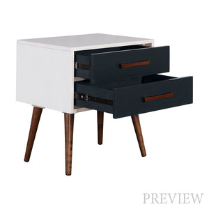 Jeremy Storage Nightstand