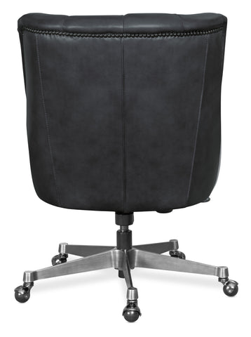 Buttonwood Executive Swivel Tilt Chair with Metal Base