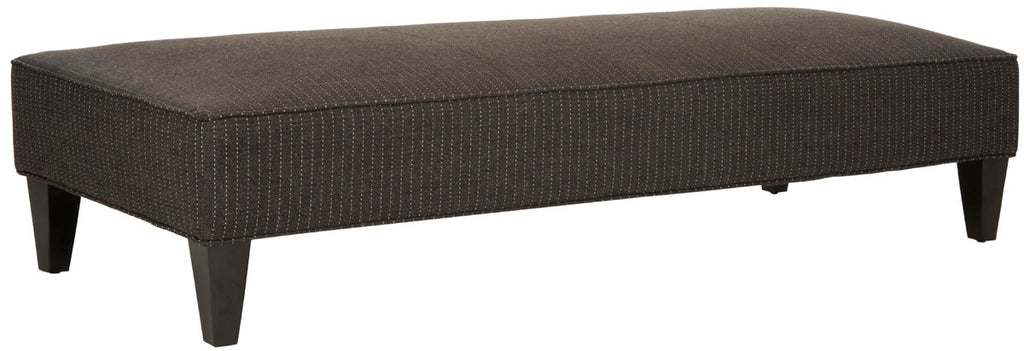 Safavieh Harlow Bench Lounging Grey Espresso Wood Water Based Paint Birch CA Foam Poly Fiber Polyester Linen Cotton MCR4669B 683726751809