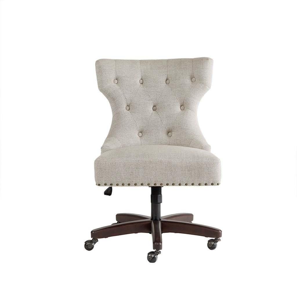 Erika Office Chair in Cream