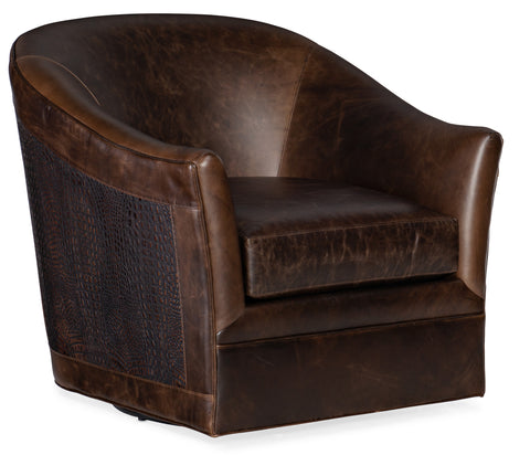Morrison Swivel Club Chair