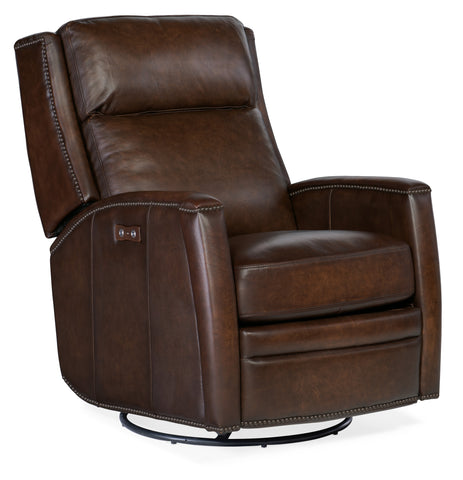Declan Power Swivel Glider Recliner