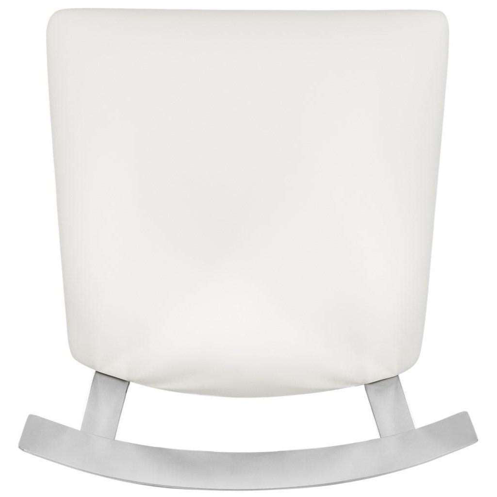 Abby 35''H Stainless Steel Counter Stool