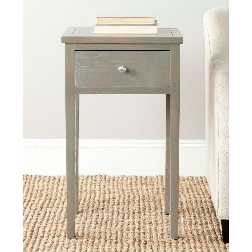 Abel Nightstand With Storage Drawer