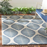 Abstract Cy7504 0781 Power Loomed Rug