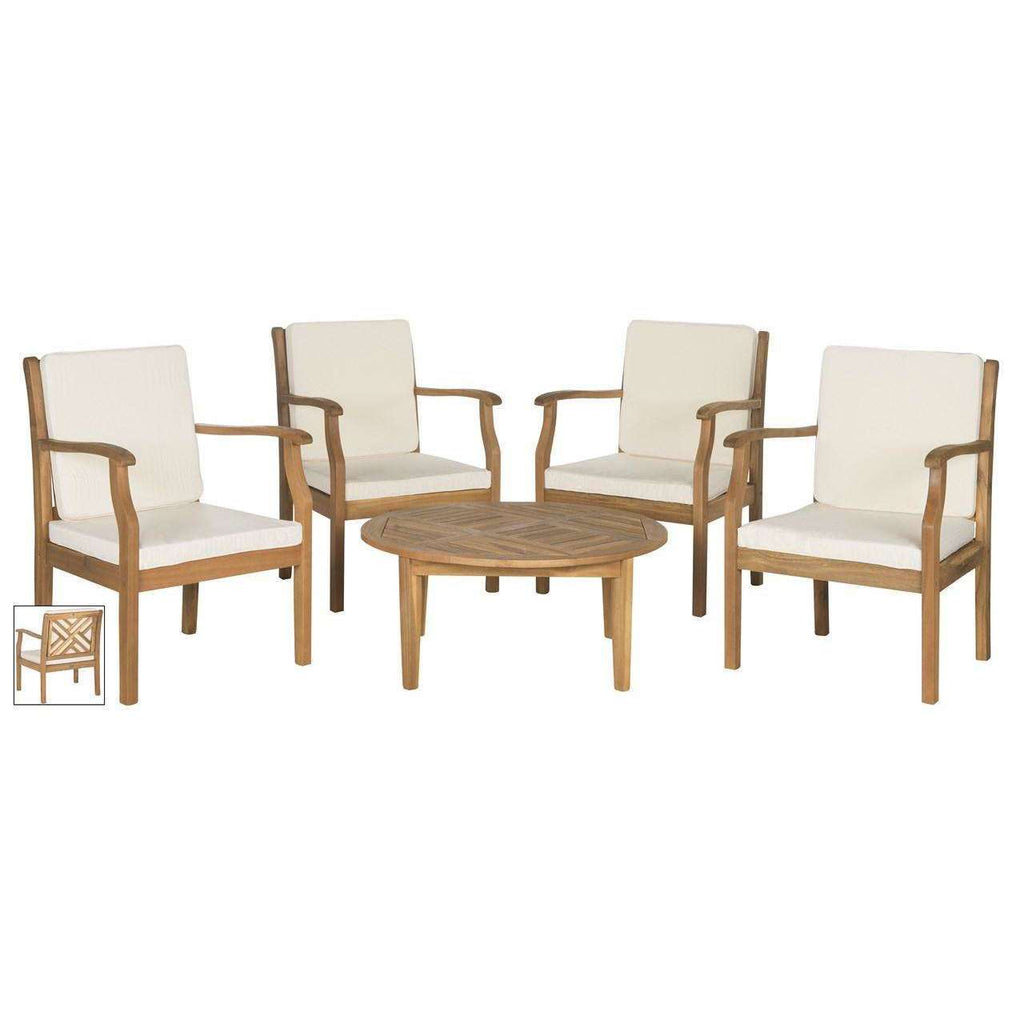 Anaheim 5 Piece Coffee Set