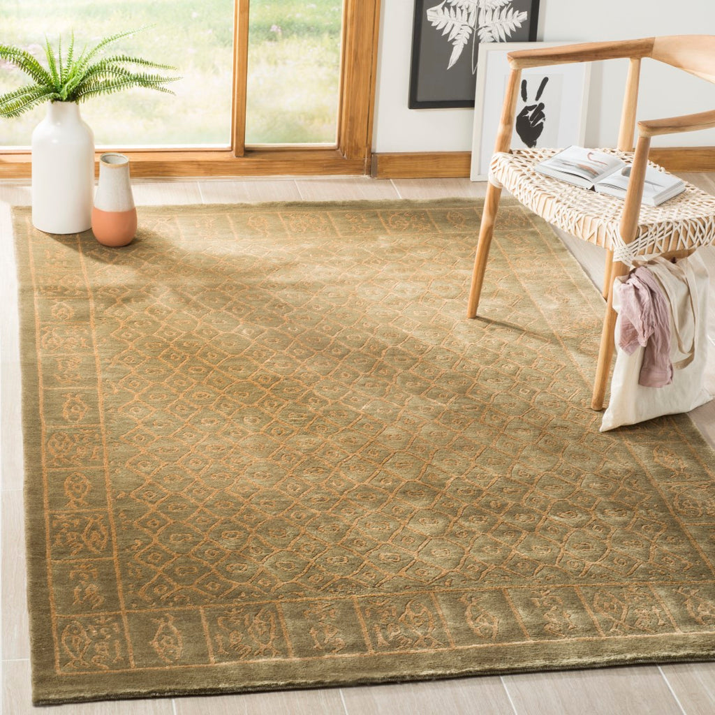 Safavieh TB230 Hand Knotted Rug
