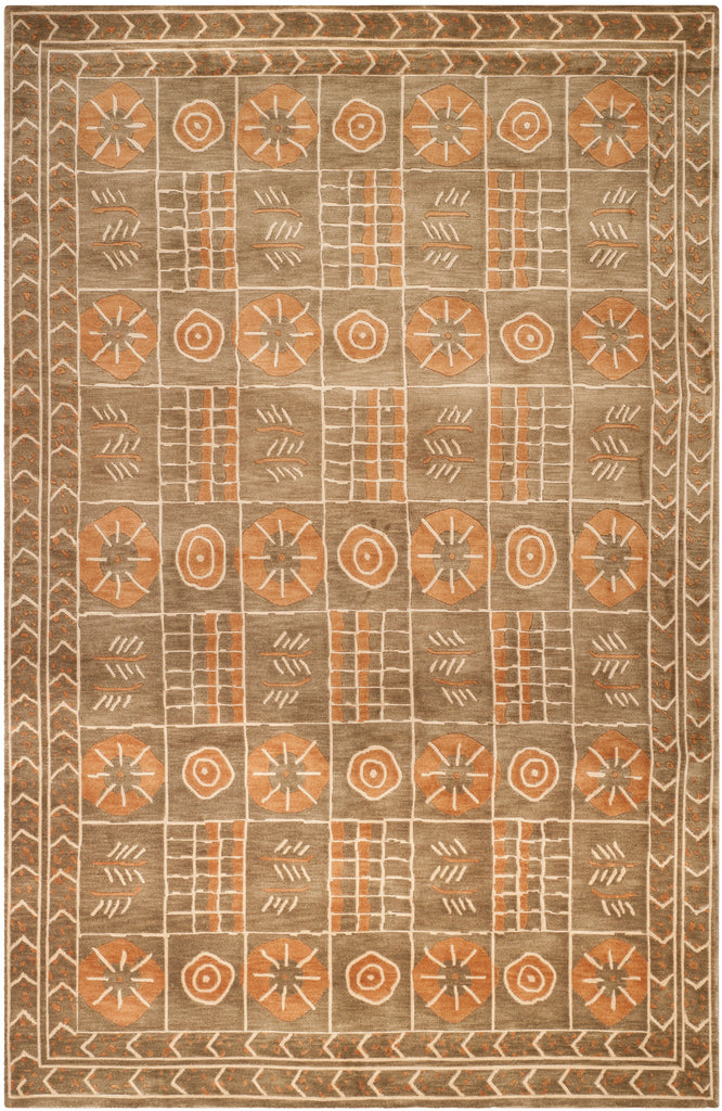 Safavieh TB234 Hand Knotted Rug