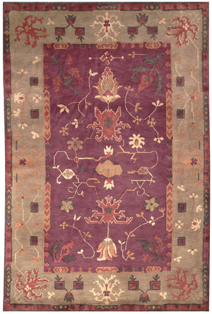 Safavieh TB241 Hand Knotted Rug