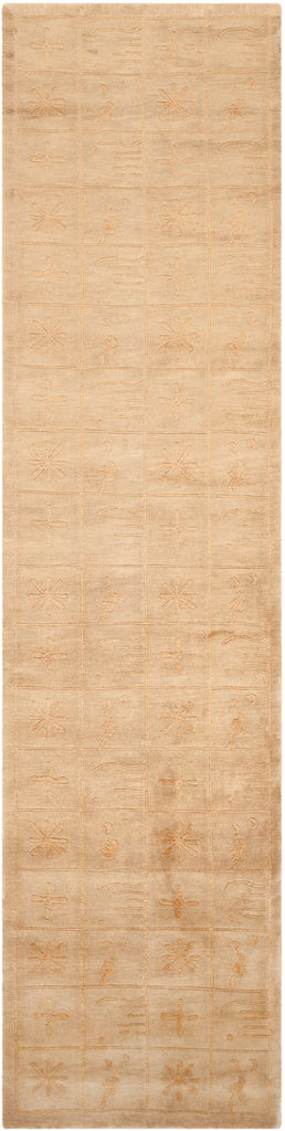 Tb241 TB247 Hand Knotted Rug