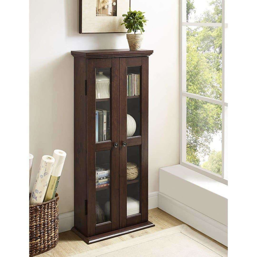 "41"" Wood Bookcase"