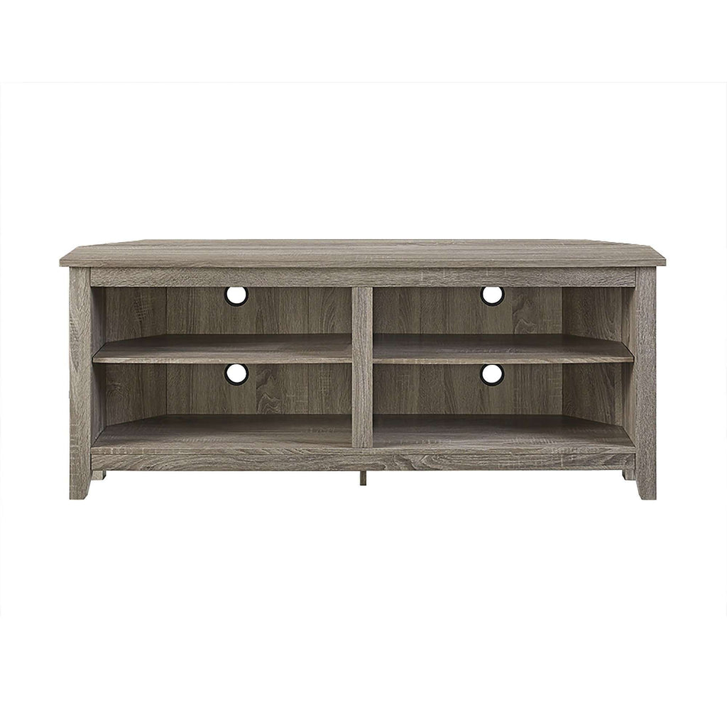 "58"" Transitional Corner TV Stand"