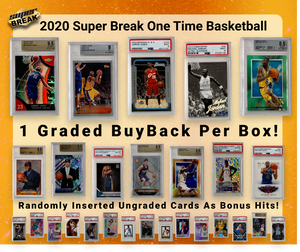2020 Super Break One Time Basketball