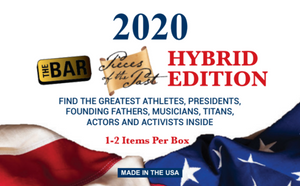 2020 THE BAR PIECES OF THE PAST HYBRID EDITION (box)