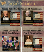 2020 Pieces of the Past Series 1
