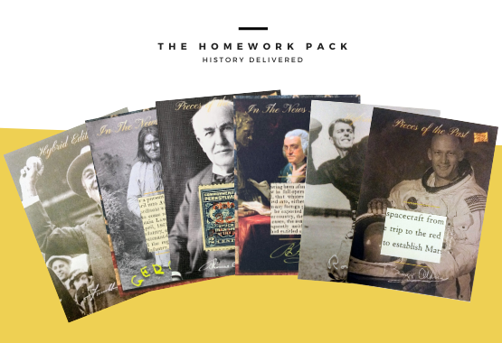 The Historical Homework Pack