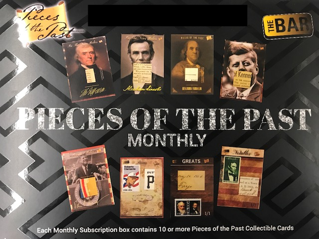Pieces of the Past Monthly