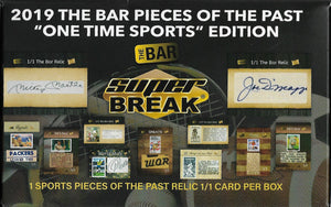 Pieces of the Past Sports Edition Subscription