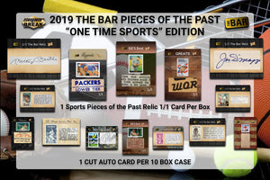 Pieces of the Past Sports Edition 6 Months