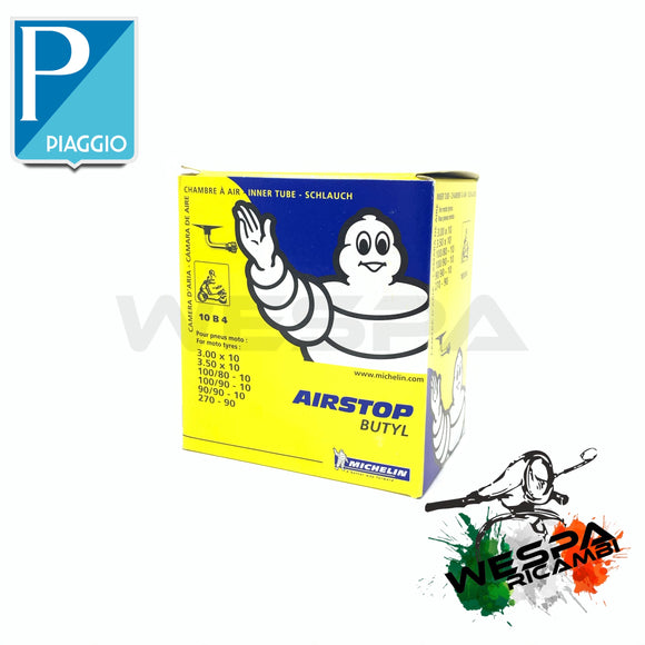 CAMERA D'ARIA MICHELIN 10B4 3.00 - 3.50 10 VESPA 50 90 125 150 160 180 200