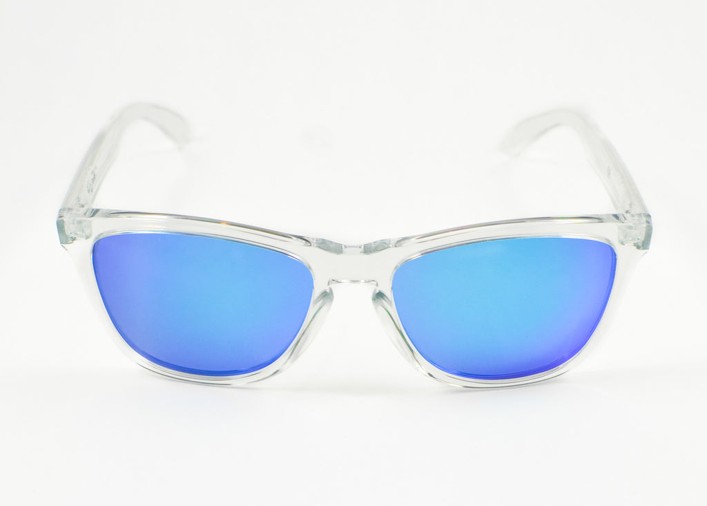 8ad6dc7c0253 Frogskin Oakley With Clear Lenses