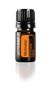 dōTERRA Motivate Oil Blend 5ml - CUSTOM AND ESSENTIALS