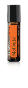 dōTERRA Motivate Touch 10ml - CUSTOM AND ESSENTIALS