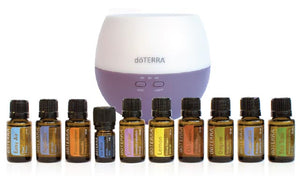 dōTERRA Home Essentials Enrolment Kit - CUSTOM AND ESSENTIALS