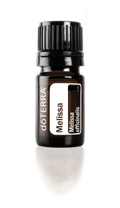 dōTERRA Melissa Single Oil 5ml - CUSTOM AND ESSENTIALS