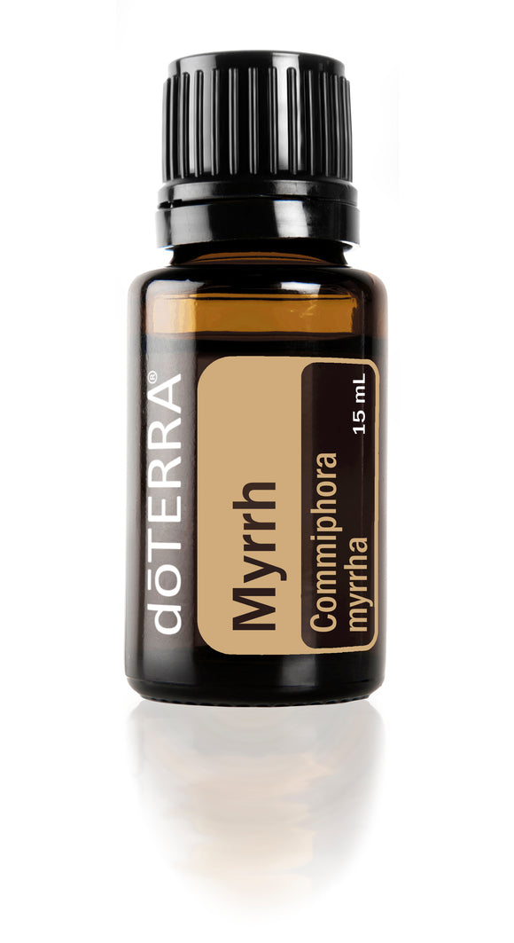 dōTERRA Myrrh Single Oil 15ml - CUSTOM AND ESSENTIALS
