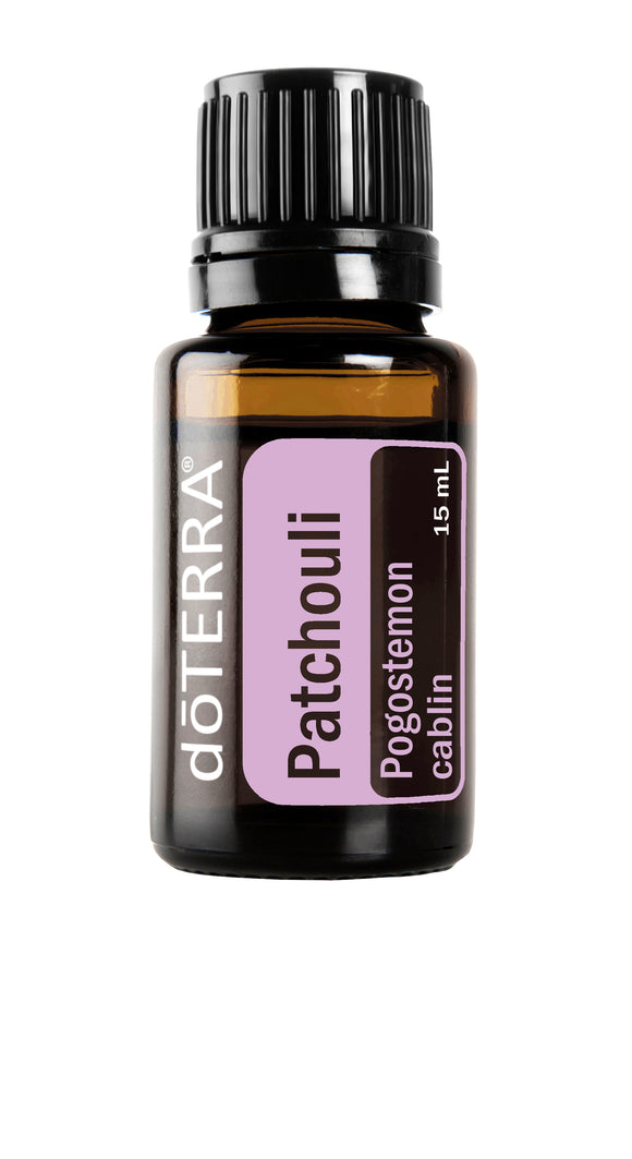 dōTERRA Patchouli Single Oil 15ml - CUSTOM AND ESSENTIALS