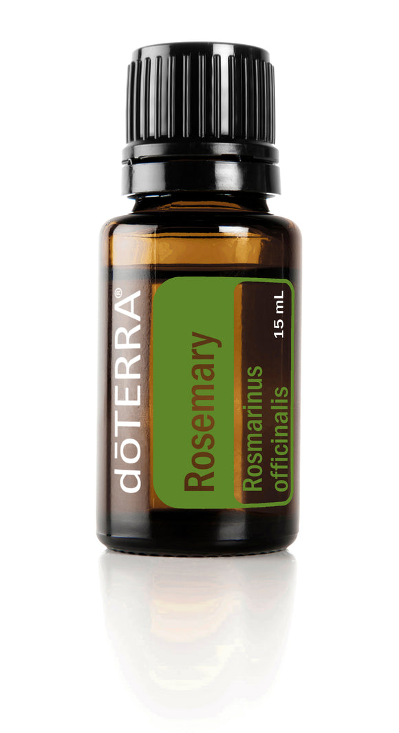 dōTERRA Rosemary Single Oil 15ml - CUSTOM AND ESSENTIALS