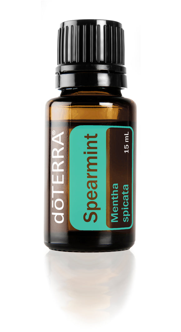 dōTERRA Spearmint Single Oil 15ml - CUSTOM AND ESSENTIALS