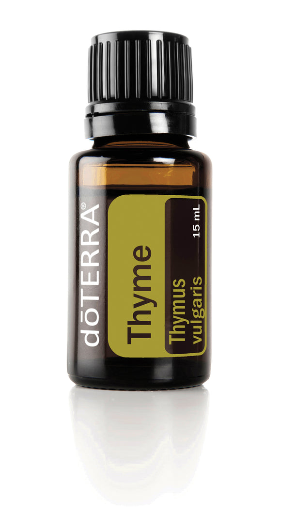 dōTERRA Thyme Single Oil 15ml - CUSTOM AND ESSENTIALS